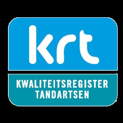 Tandartspraktijk Heresingel is ingeschreven in het KRT